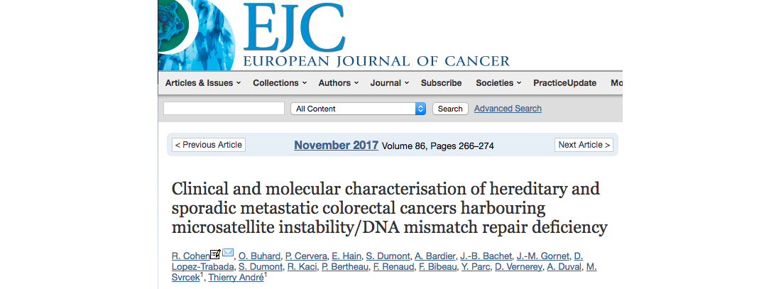 Clinical and molecular characterisation of hereditary and